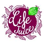 Life Juice_logo P_purjusgrenade